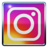 Instagram logo button