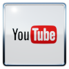YouTube logo button